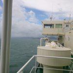 Ferry from Wakayama to Tokushima