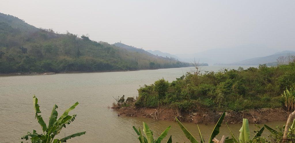 Finally! The Mekong river